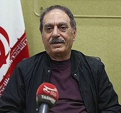 اکبر معززی از بازیگران مرد ایرانی بالای 40 سال