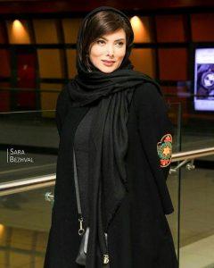 نگار فروزنده از بازیگران سریال دادستان