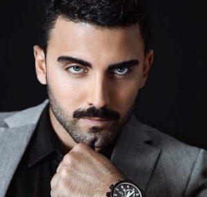 محمد صادقی از بازیگران مرد متولد دهه 70