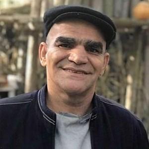 اصغر حیدری از بازیگران مرد ایرانی بالای 40 سال