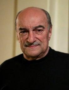 خسرو خسروشاهی از بازیگران مرد ایرانی بالای 40 سال