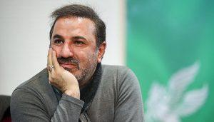 علی سلیمانی از بازیگران سریال دادستان