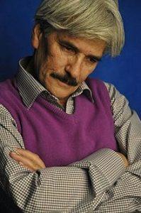 رضا صابری از بازیگران مرد ایرانی بالای 40 سال