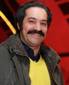 افشین هاشمی از بازیگران مرد ایرانی بالای 40 سال