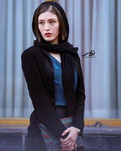 فرشته حسینی از بازیگران زن متولد دهه 70