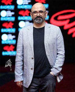 حبیب رضایی از بازیگران مرد ایرانی بالای 40 سال