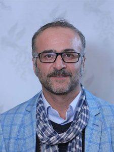 حمید ابراهیمی از بازیگران مرد ایرانی بالای 40 سال