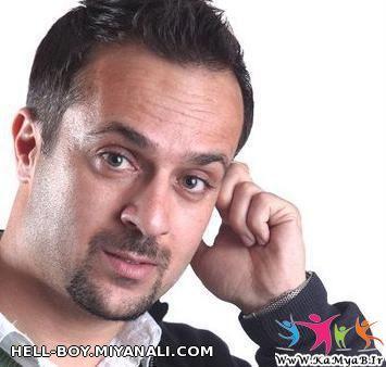 چشمان احمد مهرانفر