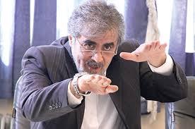 محمود مقامی از بازیگران سریال دادستان