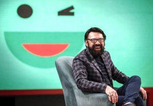 محمدرضا ایرانمنش از بازیگران مرد ایرانی بالای 40 سال در خندوانه