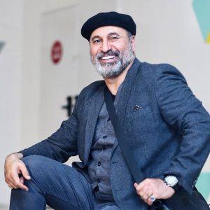 حمید فرخنژاد از بازیگران مرد ایرانی بالای 40 سال