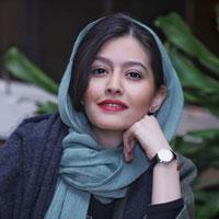 پردیس احمدیه از بازیگران زن متولد دهه 70