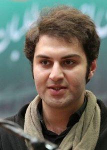 حسین جعفری از بازیگران مرد متولد دهه 70