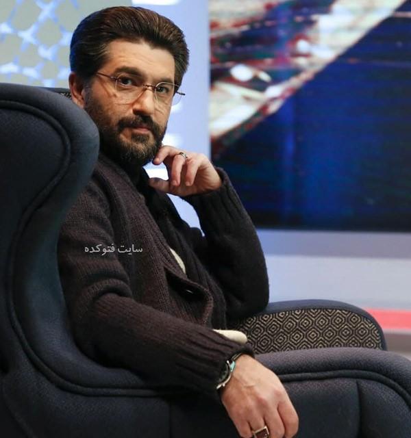 امیرحسین مدرس با ژاکت مشکی - آهنگ امیرحسین مدرس
