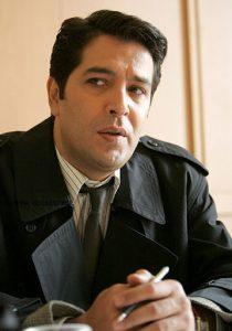 یوسف مرادیان از بازیگران مرد ایرانی بالای 40 سال