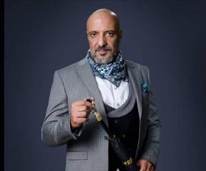 امیر جعفری از بازیگران مرد ایرانی با کت شلوار
