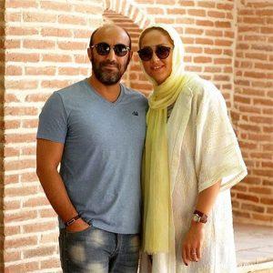 محسن تنابنده از بازیگران مرد ایرانی با عینک