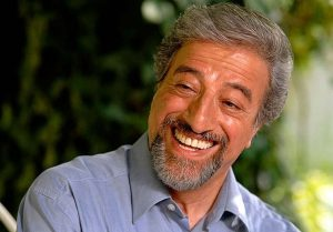 علیرضا خمسه از بازیگران مرد ایرانی بالای 40 سال
