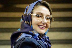 کتایون ریاحی از بازیگران زن ایرانی با عینک دودی