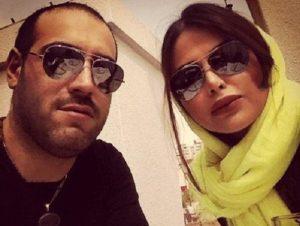امیریل ارجمند از بازیگران مرد ایرانی با عینک