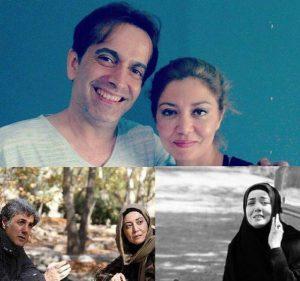 بهناز سلیمانی از بازیگران زن ایرانی شبکه جم