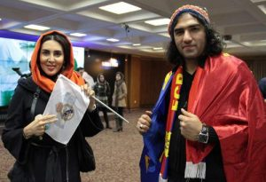 لیلا بلوکات ازبازیگران ایرانی رئالی و بارسایی