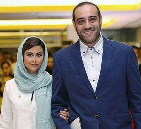 امیریل ارجمند از بازیگران مرد ایرانی با کت شلوار