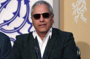 مهران مدیری از بازیگران مرد ایرانی با عینک
