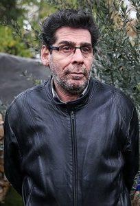 مرتضی ضرابی با کاپشن چرم از بازیگران مرد ایرانی بالای 40 سال