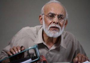 مهدی فقیه از بازیگران مرد ایرانی بالای 40 سال