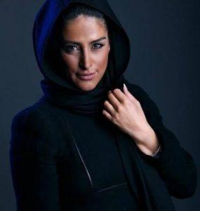 ملیسا مهربان از بازیگران ایرانی شبکه جم