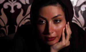 سپیده ذاکری از بازیگران ایرانی شبکه جم