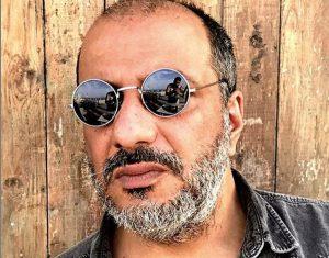 امیر جعفری از بازیگران مرد ایرانی با عینک