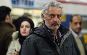 جلال فاطمی از بازیگران مرد ایرانی بالای 40 سال
