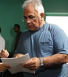 داوود موثقی از بازیگران مرد ایرانی بالای 40 سال