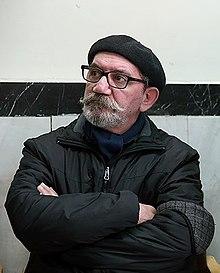 حمیدجبلی از بازیگران مرد ایرانی بالای 40 سال
