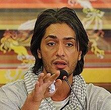 مانی کسراییان از بازیگران ایرانی شبکه جم