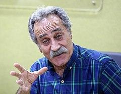 علیرضا جاویدنیا از بازیگران مرد ایرانی بالای 40 سال