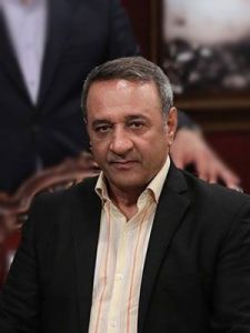علیرضااوسیوند از بازیگران مرد ایرانی بالای 40 سال