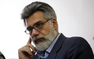 فخرالدین صدیق شریف از بازیگران مرد ایرانی بالای 40 سال