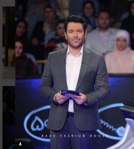 محمدرضا گلزار از بازیگران مرد ایرانی با کت شلوار