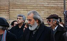 حسن اکلیلیاز بازیگران مرد ایرانی بالای 40 سال