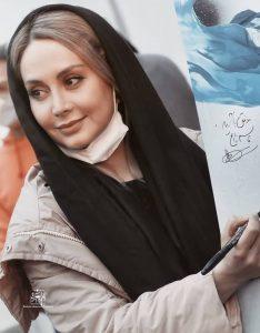 مریم خدارحمی از بازیگران زن متولد دهه 60