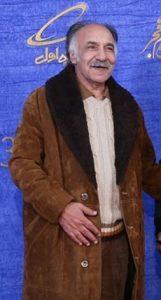محمود جعفری از بازیگران مرد ایرانی بالای 40 سال