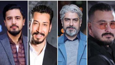 تصویر از قد بلندترین سلبریتی های مرد سینمای ایران کدامند؟