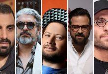 تصویر از ستاره های مرد سینما که سنشان از 40 سال عبور کرده است