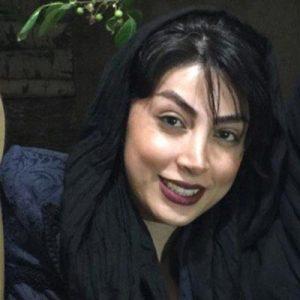 ساناز زرین مهر از بازیگران ایرانی شبکه جم