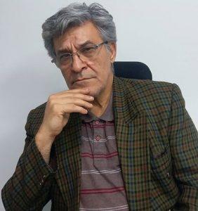 حسین سحرخیز از بازیگران مرد ایرانی بالای 40 سال