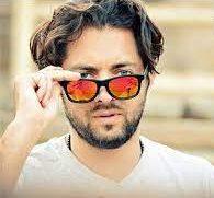 بهرام رادان از بازیگران مرد ایرانی با عینک