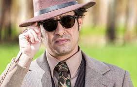 شهاب حسینی از بازیگران مرد ایرانی با عینک